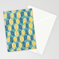 Honeydrop Leaves Stationery Cards