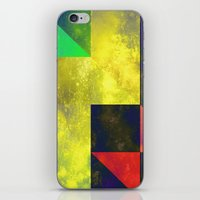 be happy iPhone & iPod Skins featuring Happy by SensualPatterns
