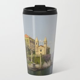 Villa at Lake Como Travel Mug