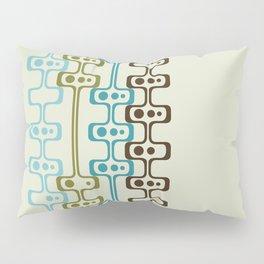 Mid Century Modern Daddy-O (teal) Pillow Sham