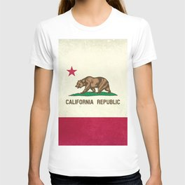 California Republic Flag T-shirt