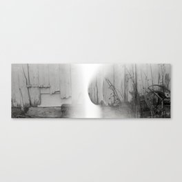 In Shelter. Canvas Print