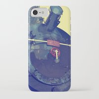 train iPhone & iPod Cases featuring train  by gzm_guvenc