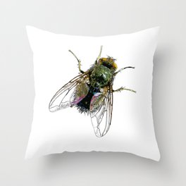 I am that big shit you were talking about. Throw Pillow