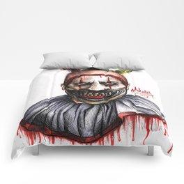 TWISTY THE CLOWN Comforters