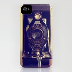 The Vintage Camera iPhone (4, 4s) Slim Case