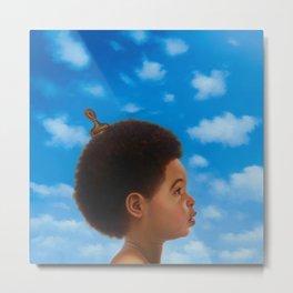 Young Drake, NWTS Metal Print