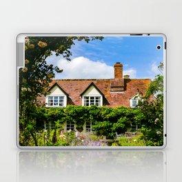 Cottage garden. v2 Laptop & iPad Skin