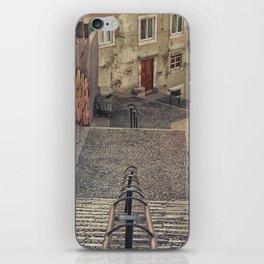 Alfama, Lisbon. iPhone Skin