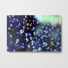 Stars in Space Metal Print