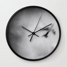 Winter Mood Wall Clock