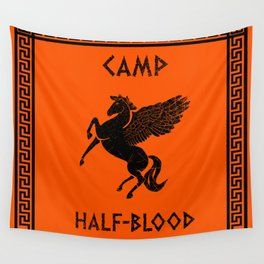 Camp Half-Blood Wall Tapestry