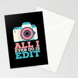 Funny Photography Photographer Camera Photo Studio Stationery Cards