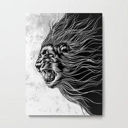 Furious2 Metal Print