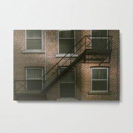 Windows No 6 Metal Print