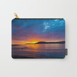 East Coast Sunset Carry-All Pouch