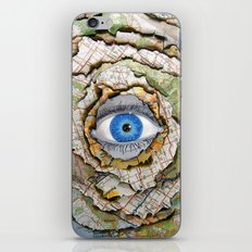 Seeing Through Illusions  iPhone & iPod Skin