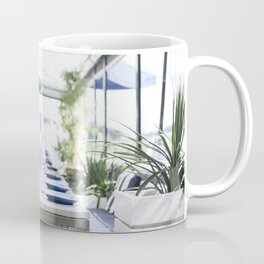 Lunch By The Water Coffee Mug
