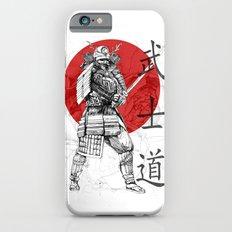 武士道  Yury Fadeev Slim Case iPhone 6s