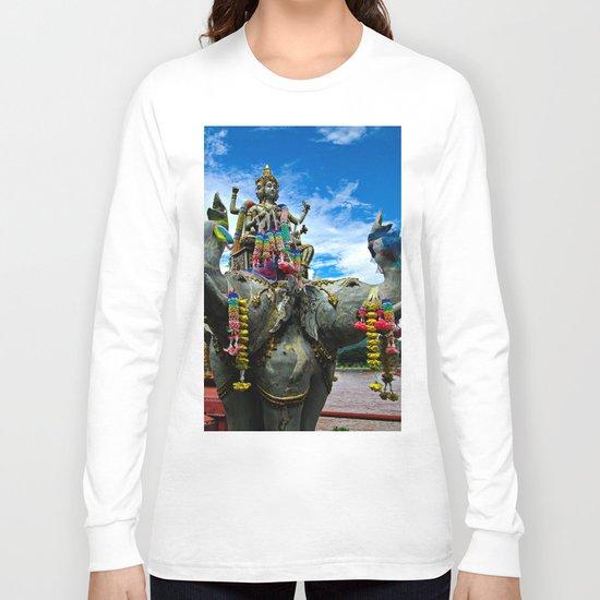 Thailand Temple Long Sleeve T-shirt