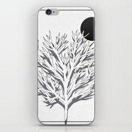 Moon food iPhone Skin
