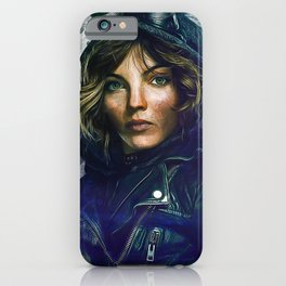 Selina Kyle iPhone Case