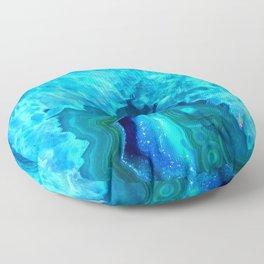 Crystal beauty Floor Pillow