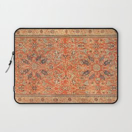 Antique Persian Sultanabad Rug Print Laptop Sleeve
