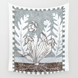 Pitcher Plant Wall Tapestry