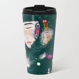 Hair Perfume Metal Travel Mug