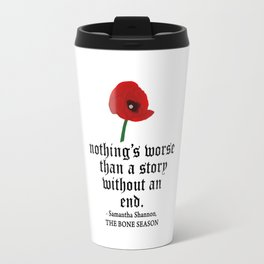 ...STORY WITHOUT AN END. Travel Mug