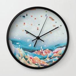 NXTA Wall Clock
