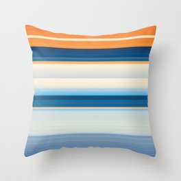 Kelly Belly Throw Pillow