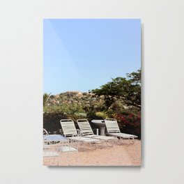 Take A Break Metal Print