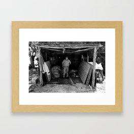 Gabriel Gonzalez Framed Art Print