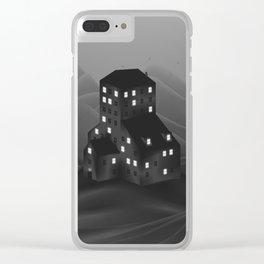 Hotel Clear iPhone Case