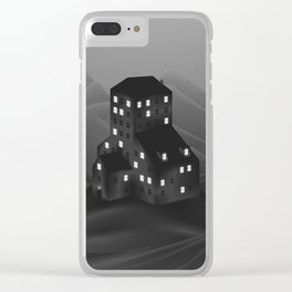 Hotel Clear iPhone Case