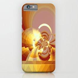 Gradienne Magna 62 Yellowish iPhone Case