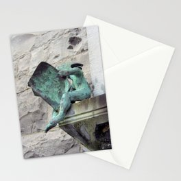 The Avid Reader Stationery Cards