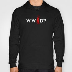 Evil Dead Army of Darkness Bruce Campbell: What Would Ash Do? Hoody