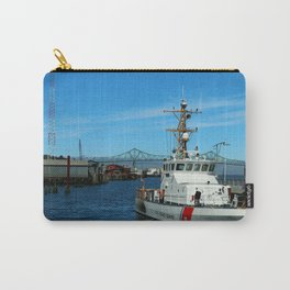 US Coast Guard On Columbia River Carry-All Pouch