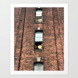 Buffalo Trace Bourbon Distillery Art Print