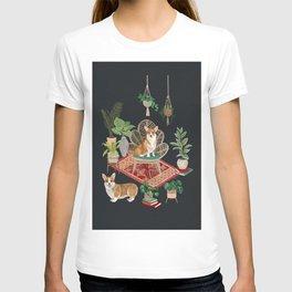 Corgis living room T-shirt