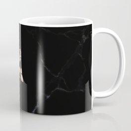 Forever Petal (Black Rose) Coffee Mug