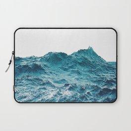 Sea breeze surfs into water Laptop Sleeve