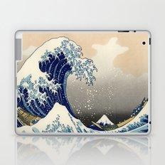 A Grande Onda Laptop & iPad Skin