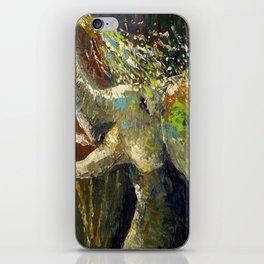 Awsome elephant iPhone Skin