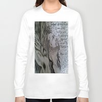 christ Long Sleeve T-shirts featuring jesus christ by RobbinBanks420