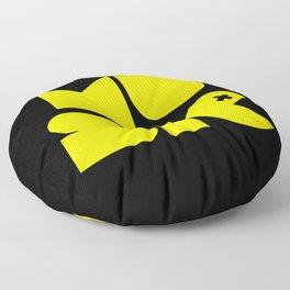 Music Man Rave Quote Floor Pillow