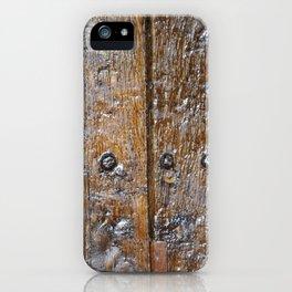 Oxford door 7 iPhone Case